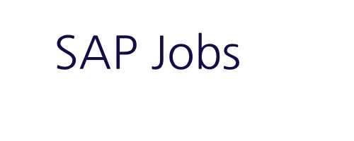 Sap jobs all the sap jobs for Sap junior berater jobs